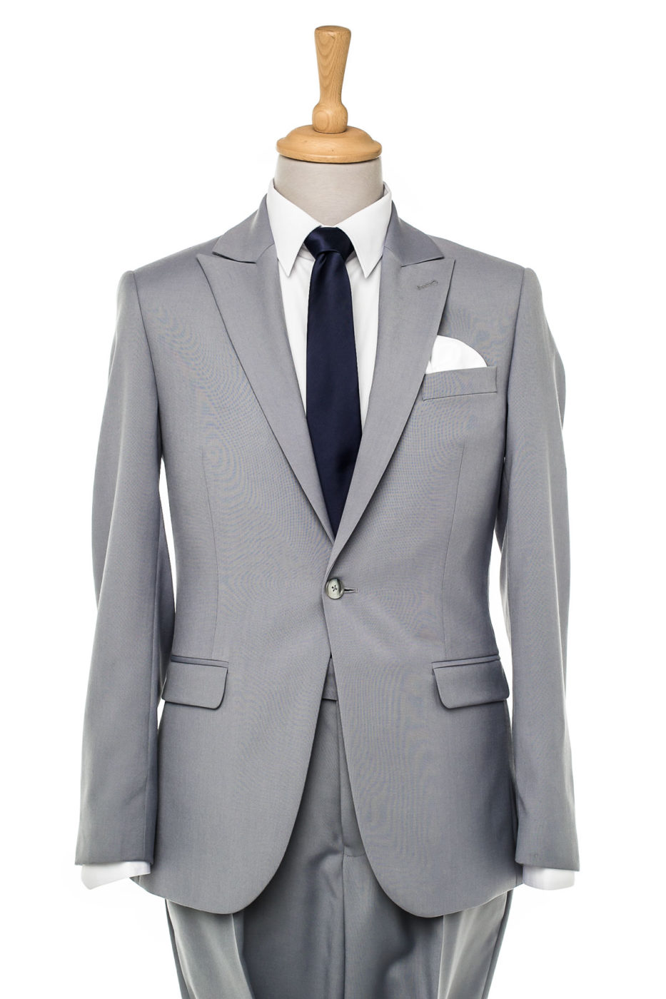 Winchester Grey Suit