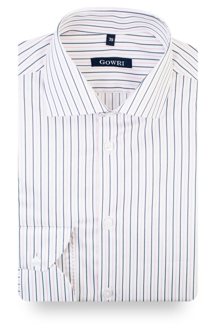 Winston Ivory Striped Shirt (1)