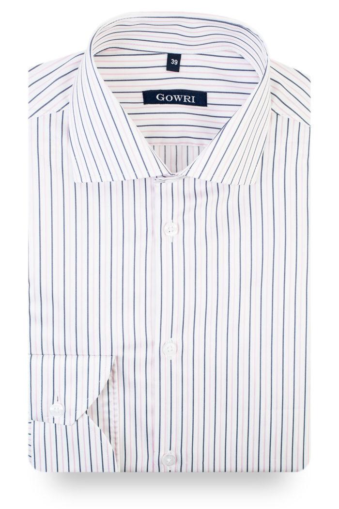 Winston Ivory Striped Shirt (1)